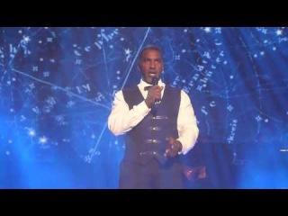 Norm Lewis Stars, I love musical/Peter Jöback, Malmö Arena 11.10.13