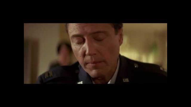 Криминальное чтиво. Капитан Кунц передает маленькому Бутчу золотые часы его отца