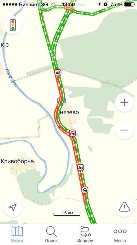 Князево в Воронежской области
