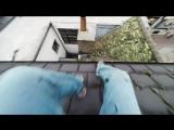 Трейси убегает от зомби