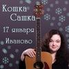 Кошка Сашка.17 января в городе Иваново!!