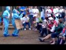 Выступление команды ОАО ИНТЕГРАЛ на турслете Белорусского профсоюза работников промышленности 2015. Визитка