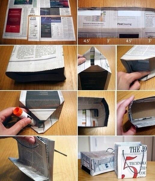 Что можно сделать в подарок своими руками из бумаги
