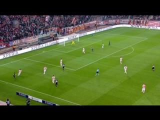 Olympiakos - Dinamo 2-1, highlights, 04.11.2015. HD
