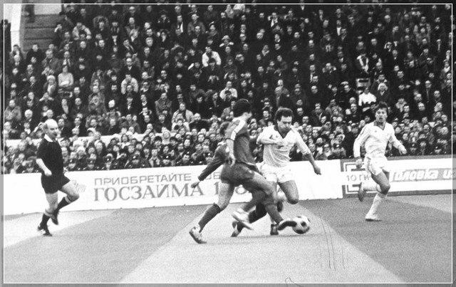 III турнир породнённых городов на приз Ленгорисполкома (1984 г.)