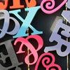 Буквы, узоры, реклама, декор из пенопласта КМВ