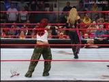 Trish Stratus vs Lita, WWE RAW 06.12.2004 - Women's Championship match