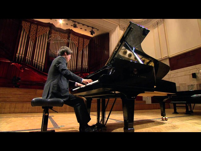 Seong-Jin Cho – Fantasy in F minor Op. 49 (first stage)