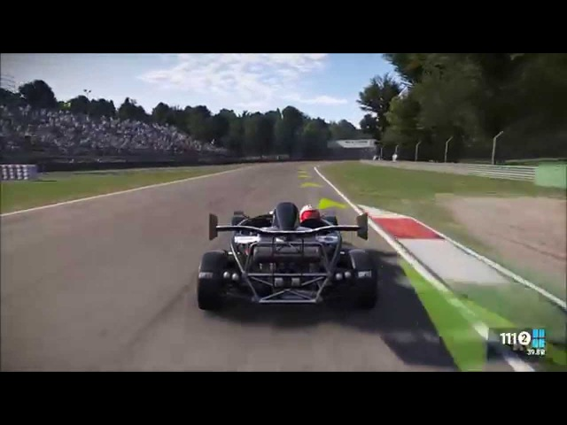 Ariel Atom 500 V8 Test Drive Gameplay