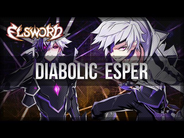 Elsword Official - Time Tracer and Diabolic Esper Trailer
