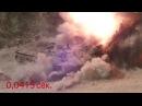 Взрыв мины как взрываются разные типы мин в замедленой съемке