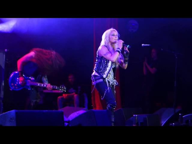 Doro Pesch - Herzblut - Live 03.05.2014 Düsseldorf