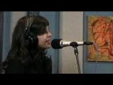 Nikki Yanofsky 'Stompin' At The Savoy' Live Studio Session