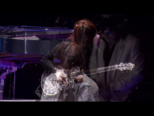 ENDLESS RAIN (HD) - 12/12 2010.08.15 X JAPAN WORLD TOUR Live in YOKOHAMA