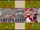 Vs Emalf and Poemi Rock 47 The Gray Garden