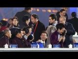 Владимир Путин укрыл пледом первую леди Китая