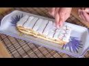 Французский торт Наполеон - Мильфей (Mille Feuille): видео-рецепт