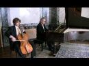 Franz Schubert : Sonata for arpeggione fortepiano - 2. Adagio 3. Allegretto