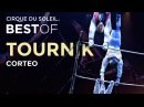 Tournik Act from Corteo Best of Cirque du Soleil