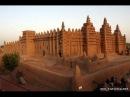 Мечеть Дженне построенная полностью из глины