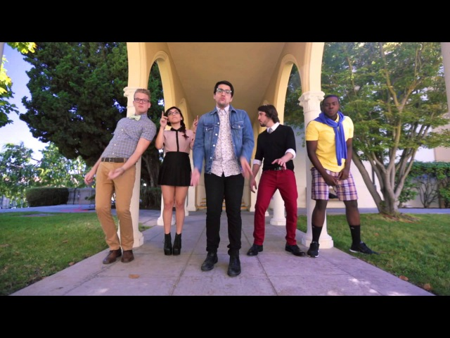 Official Video Can't Hold Us Pentatonix Macklemore Ryan Lewis cover