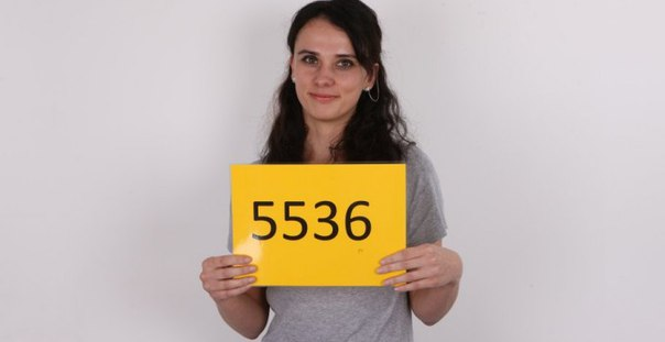 CzechCasting – Gabriela 5536