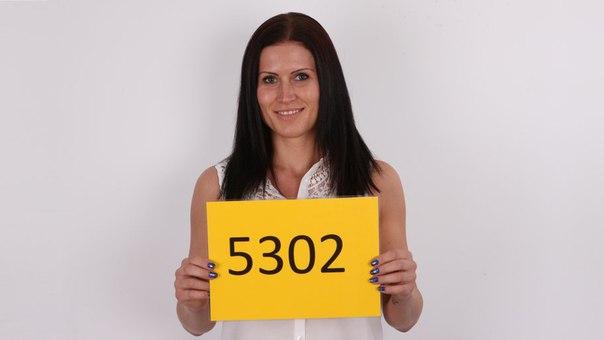 HD Czech Casting Jana 5302