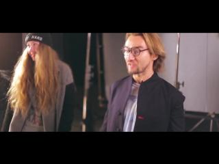 Dan Balan - Making of the _FUNNY LOVE_ video