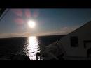 плывём в Швецию на круизном лайнере MARIELLA, на ПАЛУБЕ ПЕРЕД СНОМ