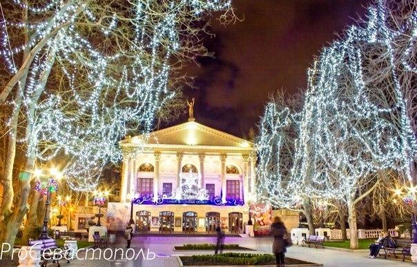 Вечерний Севастополь.Фото Нина Цыбок