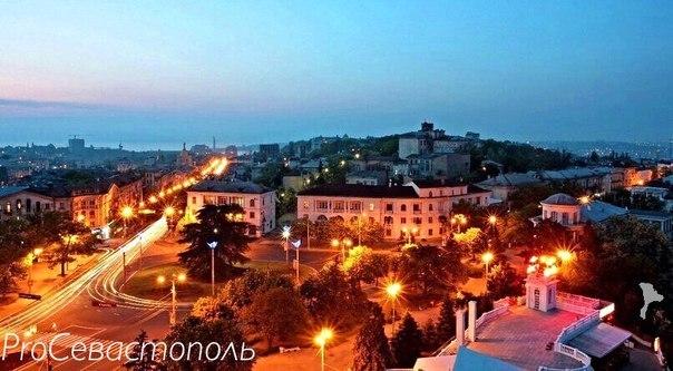 Вечерний Севастополь.