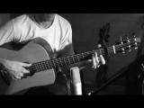 Laura Palmer´s Theme (Love Theme) - baritone guitar-2
