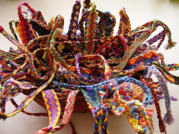 Плетение мулине видео урок