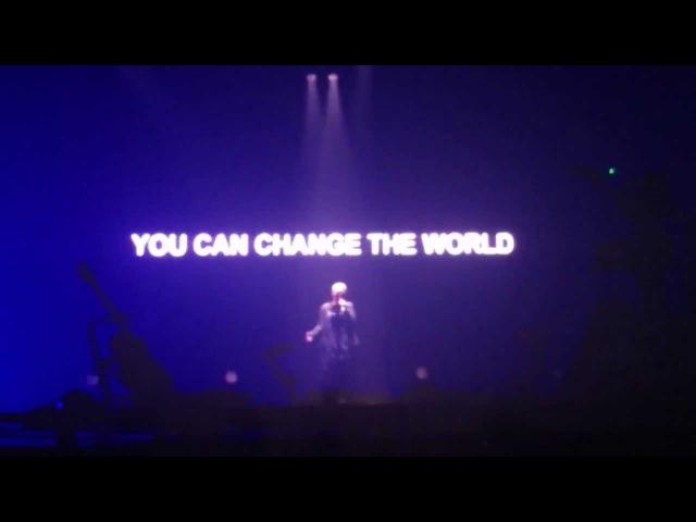Massive Attack / Elizabeth Fraser , Печаль моя светла , MIF. Manchester , 4/7/13