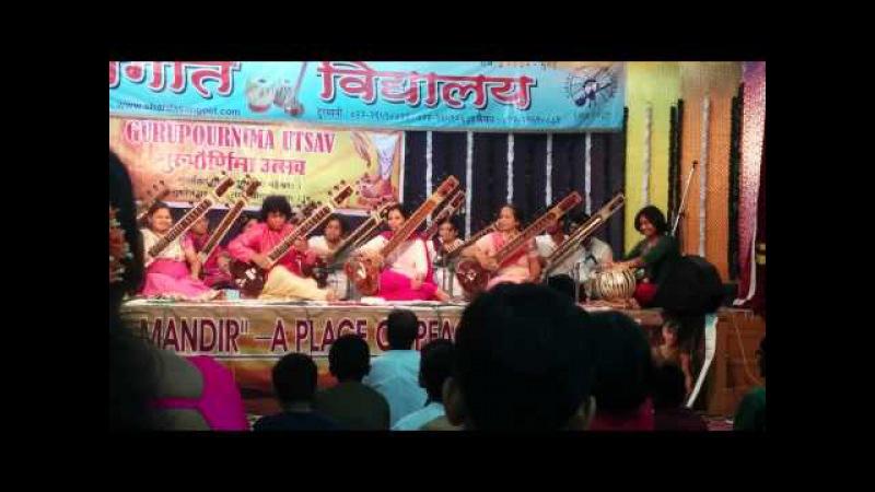 Raga Tilak kamod at Sharda Sangeet Vidyalaya
