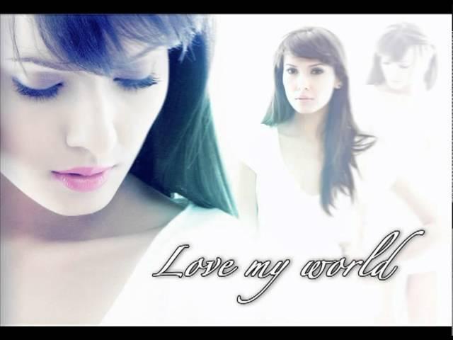 Snatt Vix feat. Alexandra Badoi - Love my world (official radio edit)