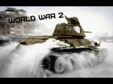 World War 2 Battle of Stalingrad In colour