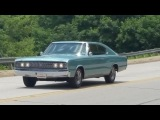 Vintage Dodge Charger experience