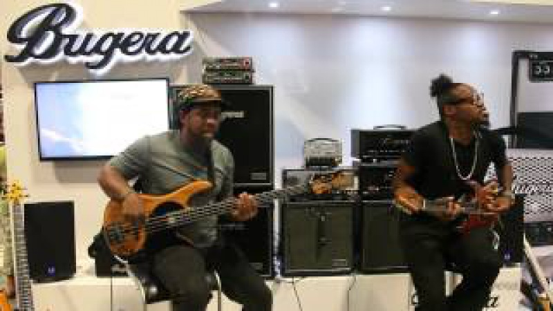 Summer NAMM Duet Jam with Eric Gales and Victor Wooten Part 2