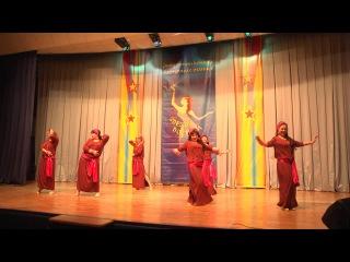 """Школа восточного танца """"Астарта"""". Беледи"""