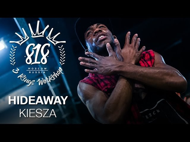 Mykell Wilson @ Project818 ♕ 3 Kings Hip Hop Workshop ♕ Hiesza, Hideaway