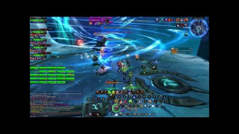 Lich King 25 hm on a pirate (circle) server 3.3.5а