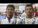 Crazy BJJ guards, berimbolos reverse de la Riva: Miyao brothers tournament highlight