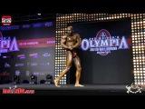 2014 IFBB Olympia Amateur World Showdown Final up to 85kg