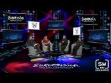 Presentation of Valentina Monetta Crisalide San Marino Eurovision Song Contet 2013 Part 2