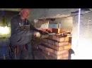 Как построить печь своими руками, жилой дом строительство