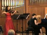 Karol Szymanowski Sonata for violin and piano