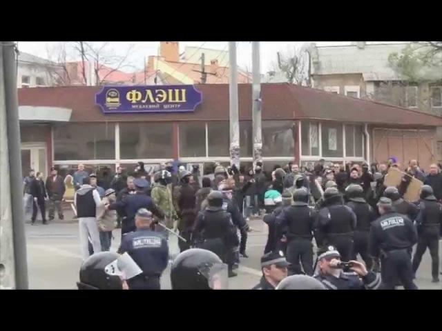 10 апреля 2014. Одесса. 18 бойня в Одессе 10-го апреля. как это было