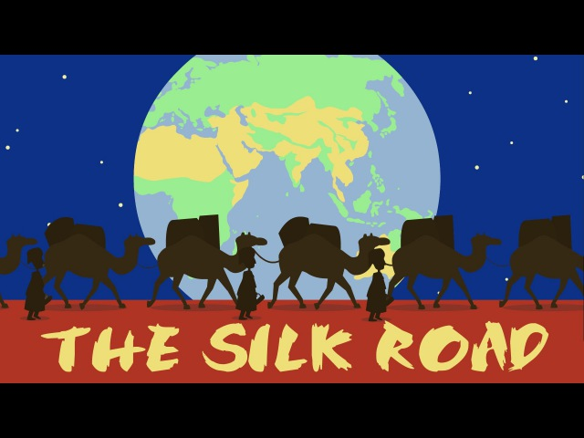 The Silk Road: Connecting the ancient world through trade - Shannon Harris Castelo