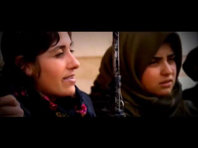 KOMA ZERDESTE KAL-Rojava û Şengal(New Clip)2015